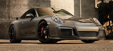 Dream Car Rental Bil Porsche 911